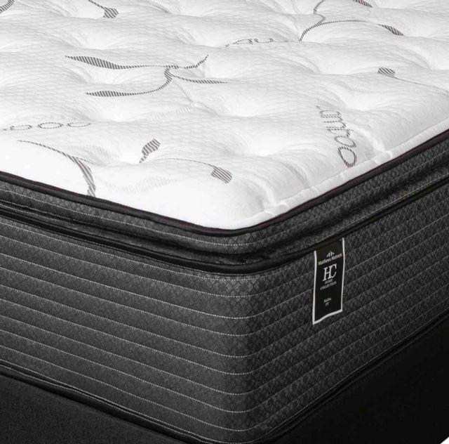 Matthews Mattress Malibu Pocketed Coil Pillow Top King Mattress-4000243K