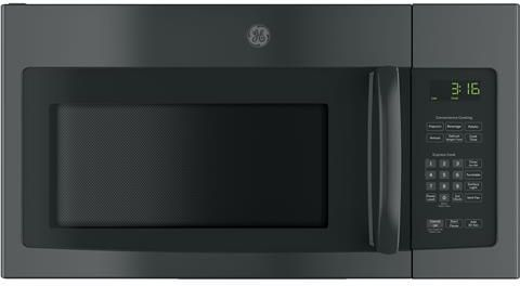 GE® Over The Range Microwave-Black-JVM3162DJBB