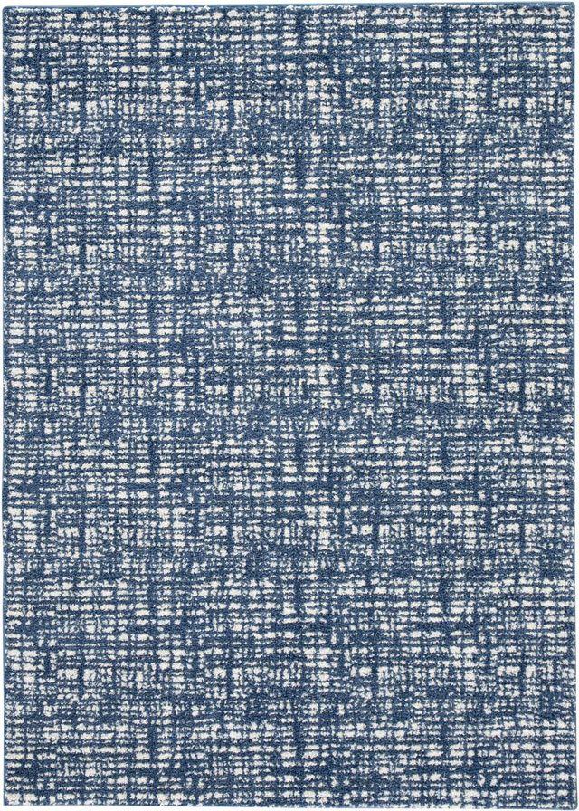 Signature Design by Ashley® Norris Blue/White Medium Rug-R400812