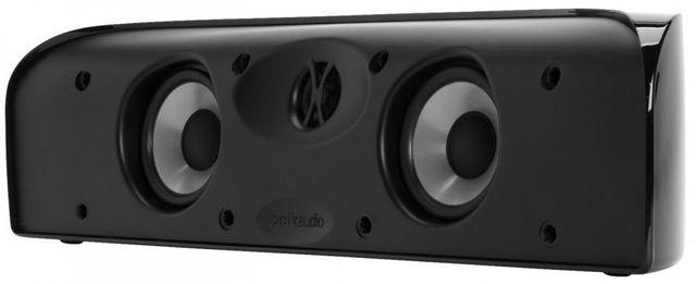 Polk Audio® Blackstone® TL Series TL1 Center Black Compact Center Channel Speaker-AM1365