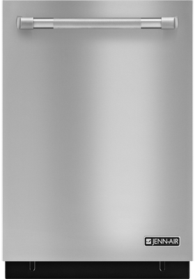 "JennAir® Flush TriFecta™ 24"" Built In Dishwasher-Stainless Steel-JDB9600CWP"