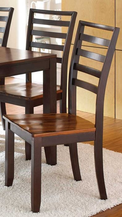 Steve Silver Co. Abaco Side Chair-Cordova Cherry-AB300S