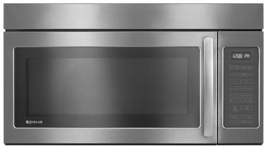 JennAir® Over The Range Microwave Oven-Stainless Steel-JMV8208WS