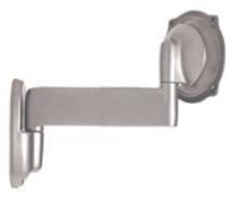 Chief® Professional AV Solutions Silver Medium Flat Panel Single Arm Wall Mount-JWS210S