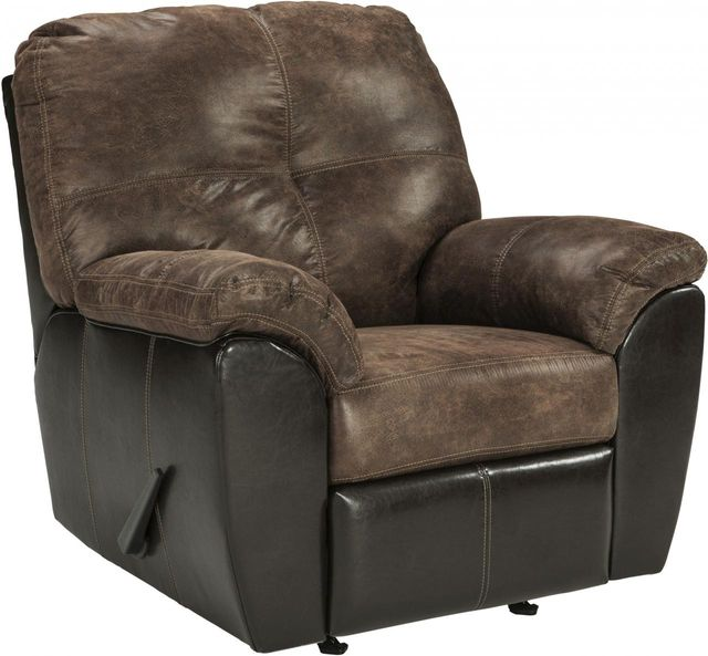 Signature Design by Ashley® Gregale Coffee Rocker Recliner-9160325