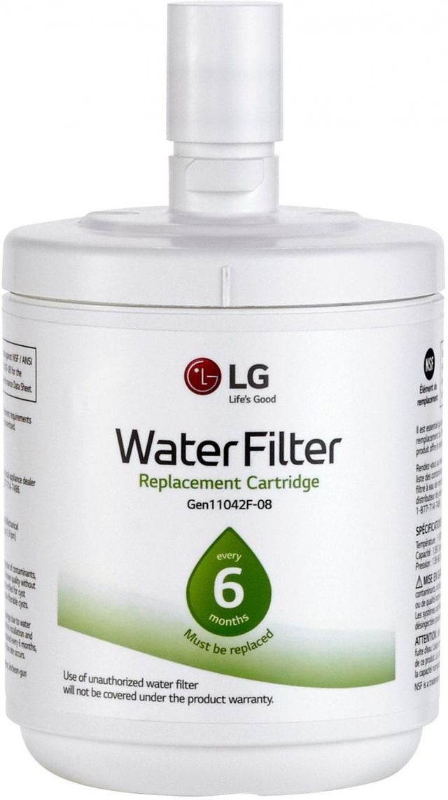 LG 500 Replacement Refrigerator Water Filter-LT500P