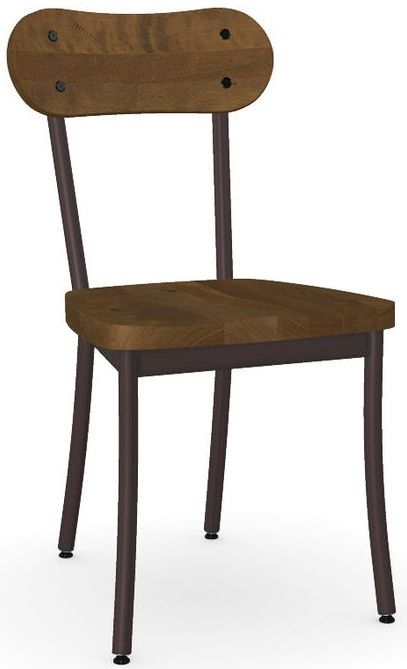 Amisco Bean Side Chairs-30268