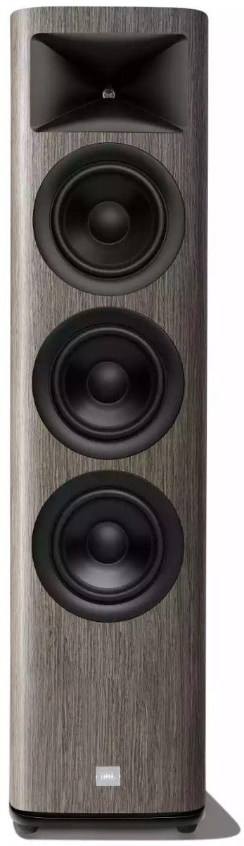 "JBL Synthesis® HDI-3600 Gray Oak Triple 6.5"" 2 ½-way Floorstanding Loudspeaker-JBLHDI3600GROAM"