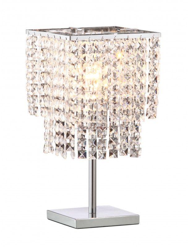 Zuo® Falling Stars Chrome Table Lamp-50010
