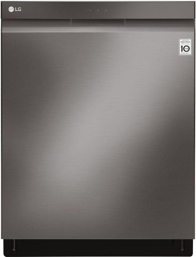 Lave-vaisselle encastré LG® de 24 po - Blanc-LDP6797BD