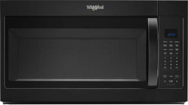 Whirlpool® Over The Range Microwave-Black-WMH32519HB