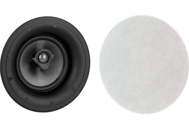 "Crestron® Aspire® 6.5"" 2-Way In-Ceiling Speakers-ASPIRE IC6-W-T"
