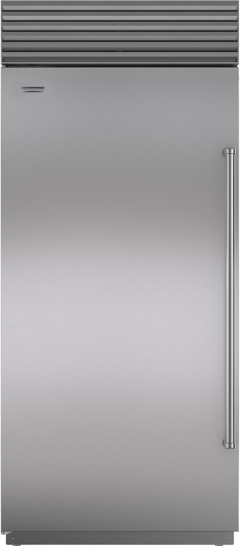 Sub-Zero® 23.5 Cu. Ft. Stainless Steel Built In Refrigerator-BI-36R/S/PH-LH