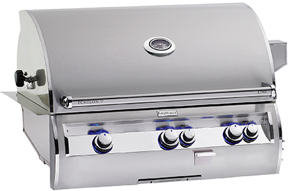 Fire Magic® Echelon Diamond Collection A Series Built In Grill-Stainless Steel-E660i-4EAN