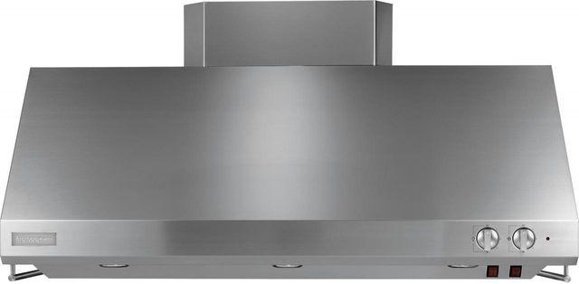 "Monogram® 48"" Professional Hood-Stainless Steel-ZV48SSJSS"