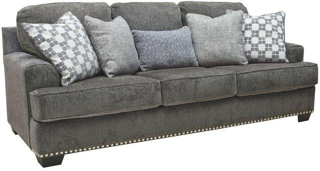 Benchcraft® Locklin Carbon Sofa-9590438