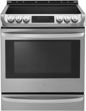 Cuisinière électrique encastrée LG® de 6,3 pi³ de 30 po - Acier inoxydable-LSE5613ST