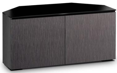 Salamander Designs® Chameleon Seattle 221 Gray Oak Corner Cabinet-C/SE221CR/GO