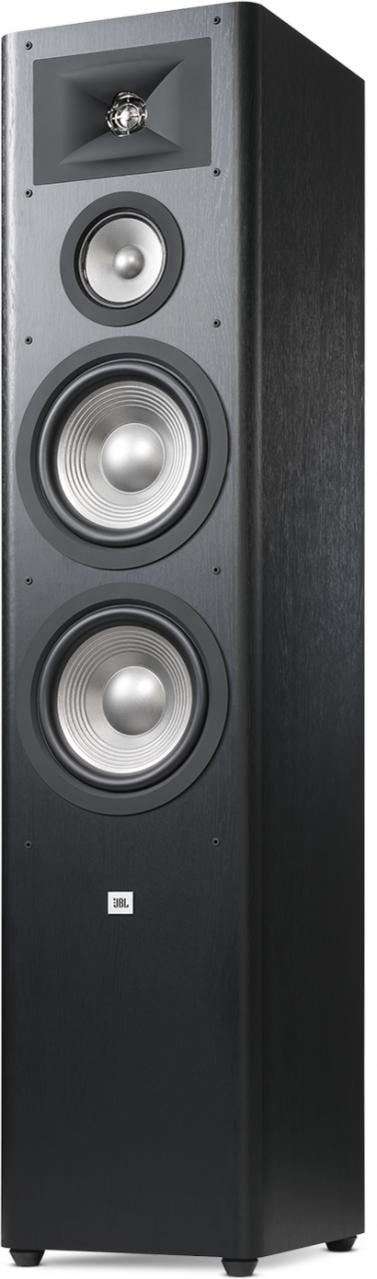 JBL® Studio 290 Floorstanding Loudspeaker-STUDIO290BK