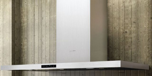 """Zephyr ARC Collection Duo 36"""" Wall Hood-Stainless Steel-ADU-M90ASX"""