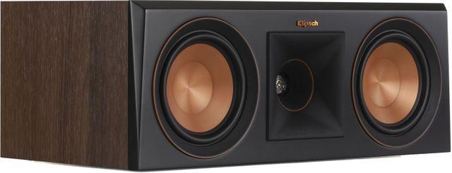 Klipsch® Reference Premiere Walnut RP-500C Center Channel Speaker-1065820
