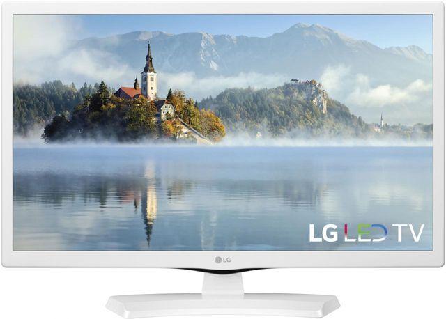 """LG 24"""" 720p HD LED TV-White-24LJ4540-WU"""