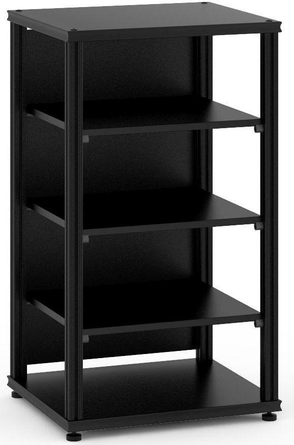 Salamander Designs® Synergy Single 40 AV Cabinet-Black-SU40B/B