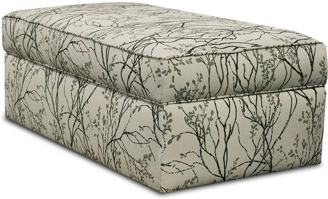 England Furniture® Wilder Storage Ottoman-6W00-81