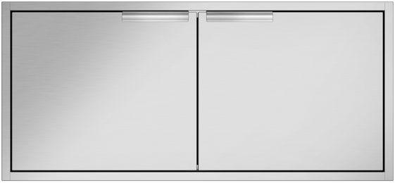 "DCS 47.94"" Brushed Stainless Steel Bulit In Access Doors-ADN1-20X48"