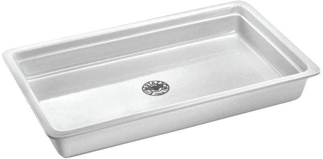 Bertazzoni White Porcelain Tray-901272