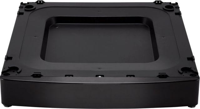 "LG 27"" Black Steel Laundry Pedestal-WDPS1B"