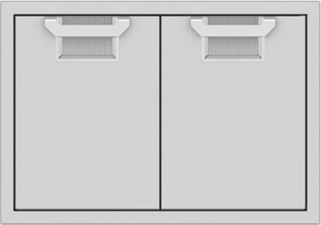 "Aspire By Hestan 30"" Double Access Door-Stainless Steel-AEAD30-SS"