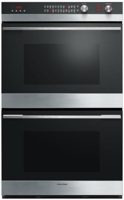 """Fisher & Paykel 30"""" Electric Built In Double Oven-Stainless Steel-OB30DTEPX3"""