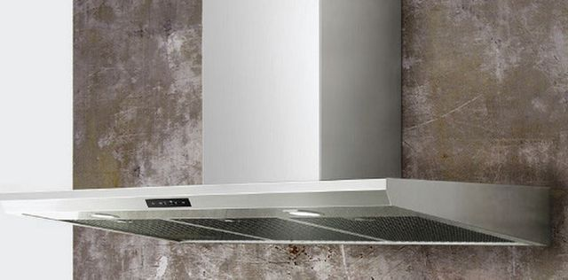 """Zephyr ARC Collection Edge 36"""" Wall Hood-Stainless Steel-AED-M90ASX"""