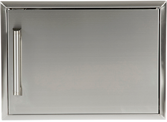 Coyote Outdoor Living Single Access Doors-Stainless Steel-CSA1724