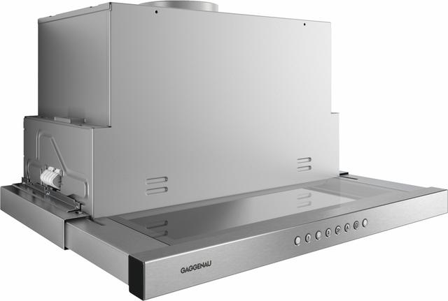 """Gaggenau 200 Series 24"""" Visor Hood-Stainless Steel-AF210761"""