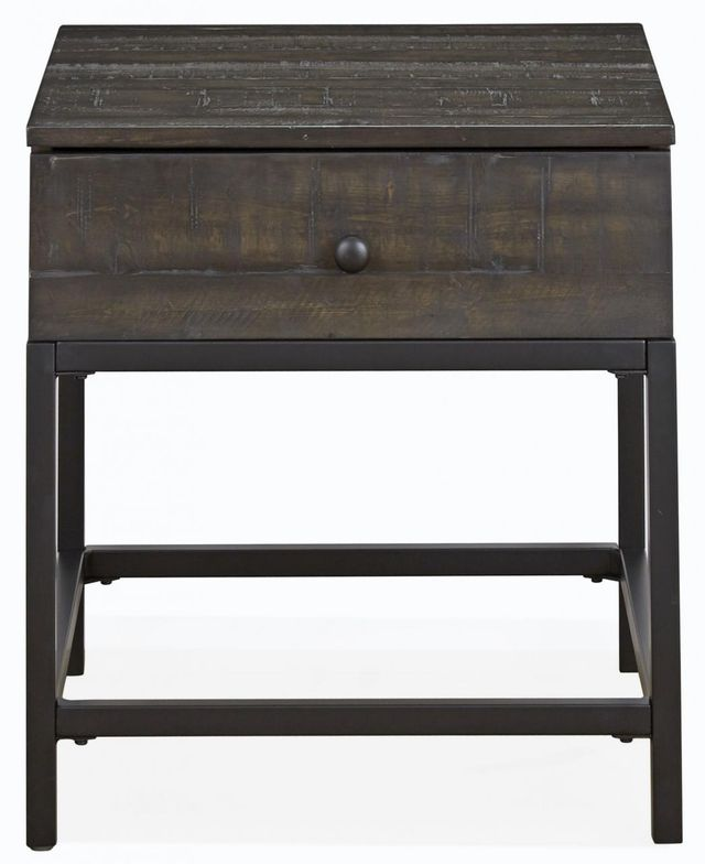 Table d'extrémité rectangulaire Parker Magnussen®-T4573-03