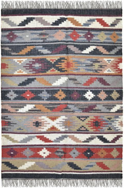 Tapis de zone Tatar, multi, Renwil®-RTAT-01959-810