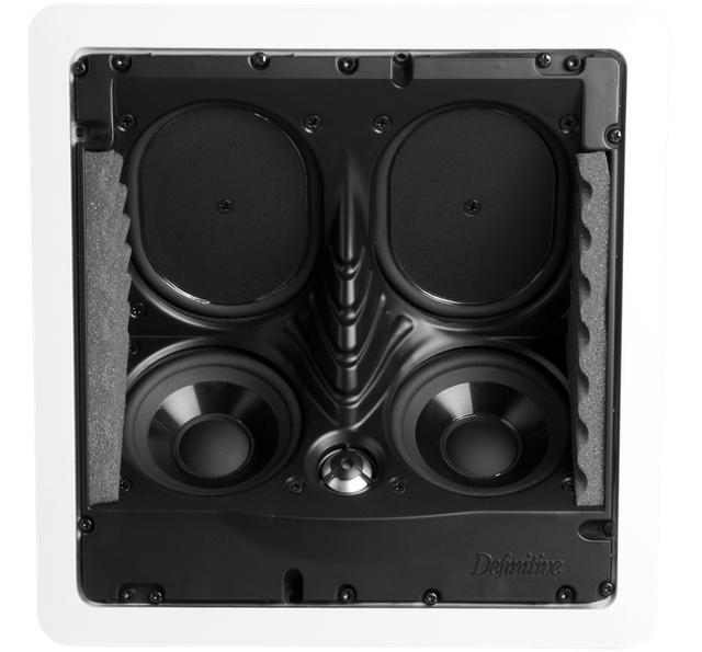 Definitive Technology® Reference Series In-Ceiling Speaker-UIW RCS III
