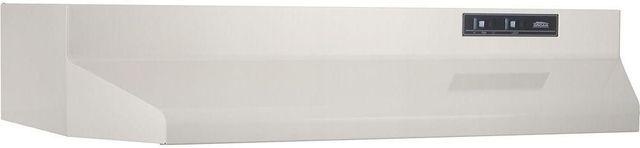 "Broan® 40000 Series 30"" Bisque Under Cabinet Range Hood-403002"