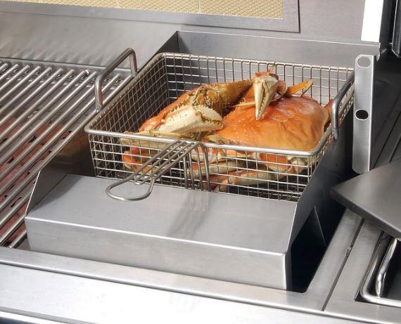 Alfresco™ Steamer/Fryer/Pasta-Stainless Steel-AG-SF
