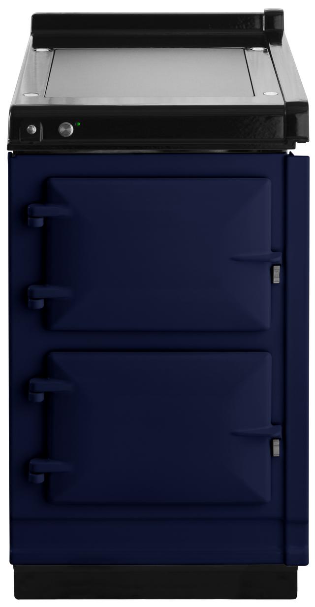 """AGA 20"""" Dark Blue Hotcupboard with Warming Plate-AHC-DBL"""