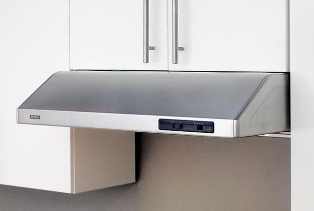 """Zephyr Essentials Power Cyclone 30"""" Under Cabinet Hood-White-AK6500W"""