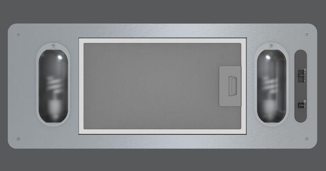 """Zephyr Essentials Power Twister ES 27"""" Under Cabinet Insert Hood-Stainless Steel-AK8000AS-ES"""