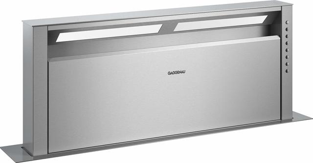 "Gaggenau 36"" Rectractable Downdraft Ventilation-Stainless Steel-AL400791"