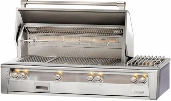 "Alfresco™ ALXE Series 56"" Sear Zone Built-In Grill-Stainless Steel-ALXE-56SZ-NG"
