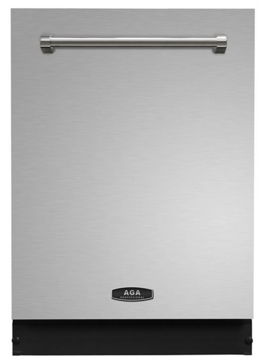 """AGA 24"""" Built In Dishwasher-Stainless Steel-AMPROTTDW-SS"""