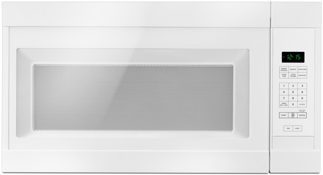 Amana® 1.6 Cu. Ft. White Over The Range Microwave-AMV2307PFW