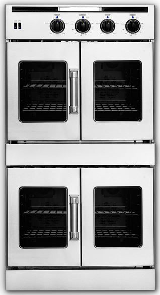 """American Range Legacy Hybrid Series 30"""" Dual Fuel Double Oven Built In-AROFFHGE-230"""