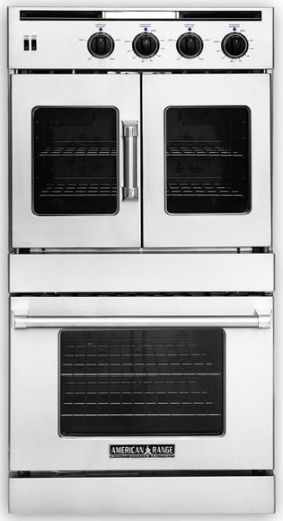 """American Range Legacy Hybrid Series 30"""" Dual Fuel Double Oven Built In-AROFSHGE-230"""